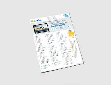 Mill Products Software Solutions | SAVIC Technologies